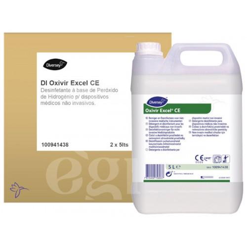 DI Oxivir Excel CE - Caixa c/ 2x5Lts.