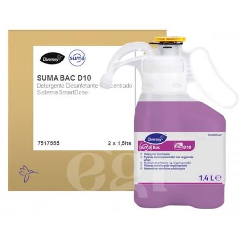 Suma Bac D10 Smartdose 2X1,4LTS