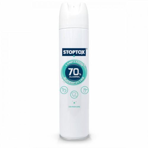 STOPTOX SEM PERFUME - Aerosol VIRUCIDA 300ml